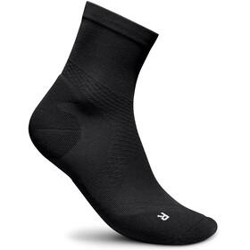 Bauerfeind Run Ultralight Mid Cut Socks Women, negro